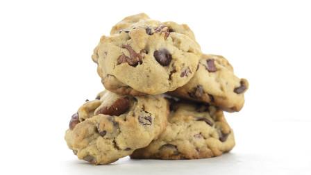 巧克力豆曲奇饼做法 - 最经典的美式曲奇饼