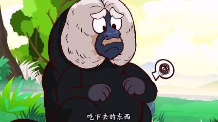 唐唐搞笑动漫:这样的沙雕动物你见过吗?