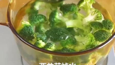 宝宝沙拉树,各式水果蔬菜的优质维生素