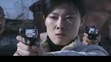 狙击:绑匪让女警扔枪,女警直接拒绝,你见过扔枪的吗!