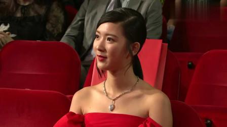 香港电影金像奖颁奖典礼现场:张继聪很搞笑,阿Sa说粤语很好听