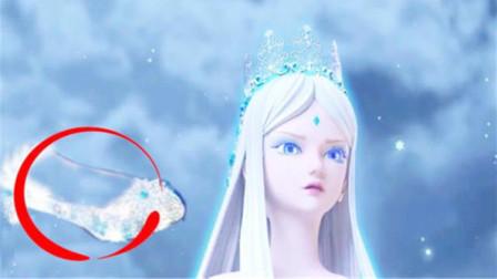 叶罗丽:剧中出现过很多公主鞋,冰公主的鞋很高贵,但她的更美