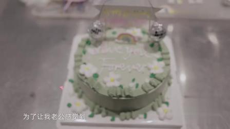 郎朗生日,吉娜隔空为老公准备生日蛋糕,这波太甜了!