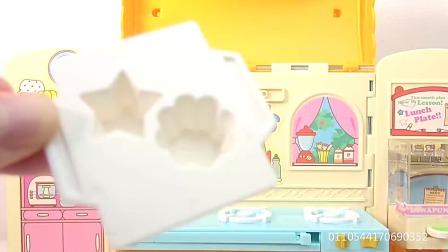 迷你食玩 好可爱的小羊蛋糕