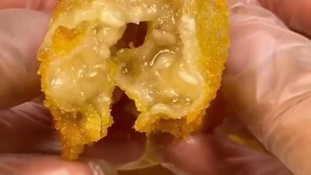 香蕉的第58种吃法,香蕉派,外皮酥脆