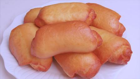 豆沙小面包的家常做法,没有烤箱也能做,香甜松软,比买的还好吃