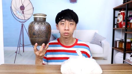 帅小伙耗时七天自制糯米酒,香甜可口,比外面卖的还好喝!