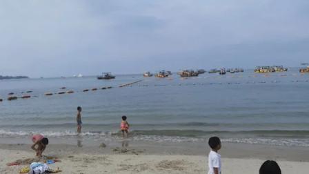 游客酒店私人沙滩游泳溺亡 酒店:事发地不属管理范围