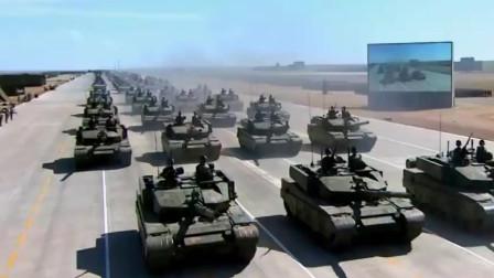 亚洲最大的军事训练基地,朱日和训练基地