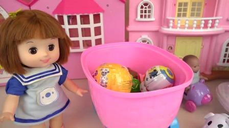 娃娃蛋糕车冰淇淋蛋糕店玩多利屋玩具