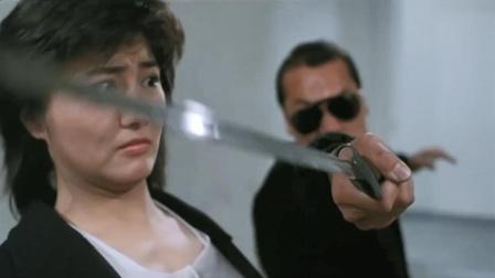 直击证人:这才叫凶猛动作片,女警大战功夫,拳拳到肉,过瘾