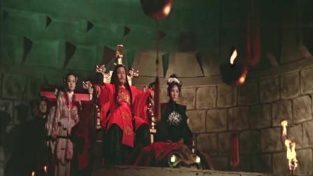 五毒教大不如前,众位首领决定,拿出五毒天罗抢夺武林盟主!