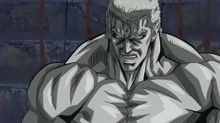 北斗神拳:圣帝宁的这般气势,真是令人佩服啊