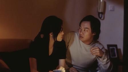 陈奕迅感觉屋子里闹鬼,把这事告诉了妻子,妻子却不相信他的话!