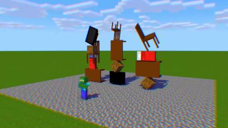 我的世界动画-怪物学院-平衡挑战-Lost Edge