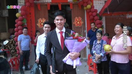 蔡永浩 林丽丽婚礼 上