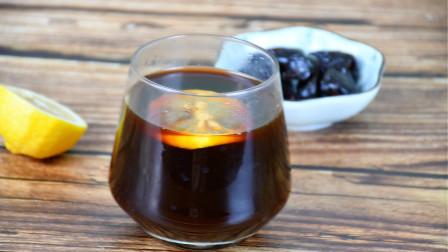 """天冷了,来一杯暖暖的""""红糖姜茶""""吧!做法超简单"""