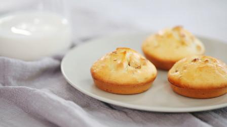 低脂又香喷喷的小圆烤饼