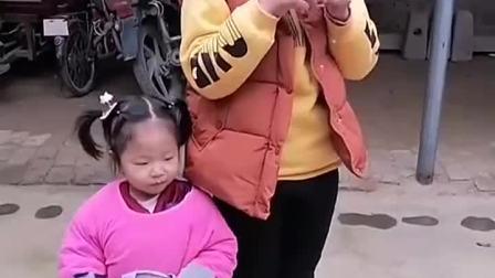 童年趣事:妈妈,牛奶可以这样喝的