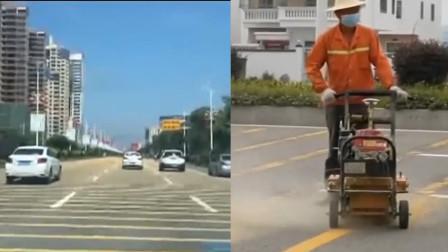 广东一路段减速带长达300米!看似奇葩却是的无奈……