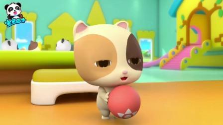 宝宝巴士动画:厨房里有很多小朋友好奇的,提前认知