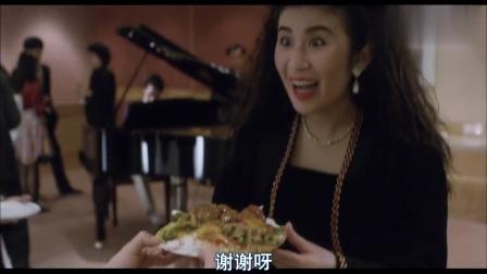 望夫成龙:吴君如演技没的说,吃鱼子酱太逗了,秒任何小鲜肉