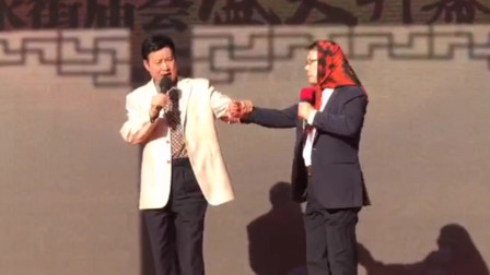 庆国庆盐城水街哈哈笑说唱团演出第八场