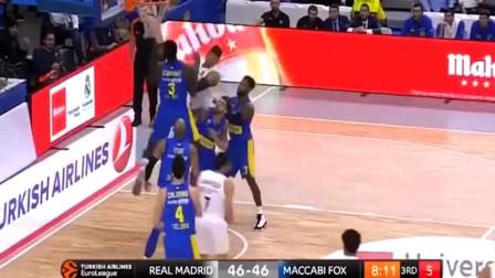 篮球部落:阿根廷后卫坎帕佐,个人集锦