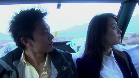 一米阳光:孙俪和男友,在车上闹别扭,司机直接让他们下车