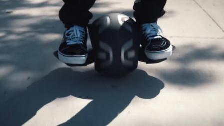 """会变车的""""篮球"""",像在演杂技,不费油速度还飞快"""