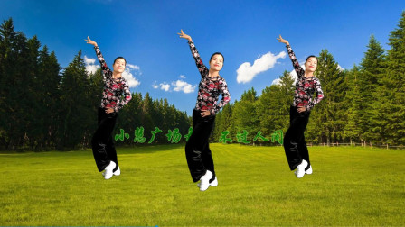 最火爆的版本《不过人间》好歌好舞一看就喜欢,跟着就会跳