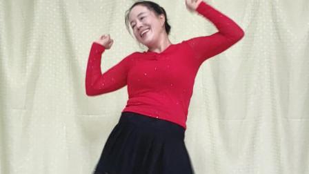 怀旧金曲《一剪梅》听着歌扭着舞,动感又欢快!