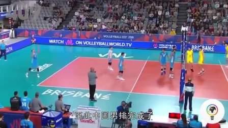 中国男排惨遭11连败,这个战绩真的是和女排没办法比,太菜了吧