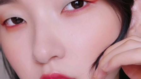 单眼皮•VOUGE封面 妆