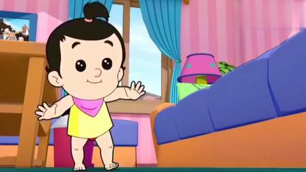 大头儿子小头爸爸:云朵妈妈照看小宝宝,棉花糖终于有妹妹了!