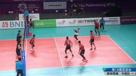 中国男排!虎口脱险挽救7赛点逆转泰国男排!