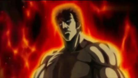 北斗神拳:恶人是要堕进地狱的,神之拳法也不是拳四郎一合之敌