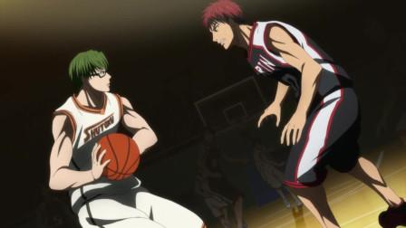黑子的篮球:绿间的零秒出手远投,是否能结束比赛?