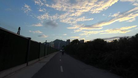 高清街景,温州乐清市走国道去柳市镇,发现百度地图104国道改成京福线