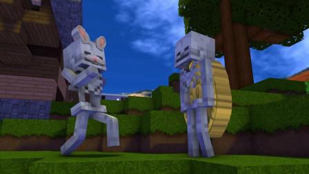 我的世界动画-怪物学院-末影人的故事-Monster Crafters