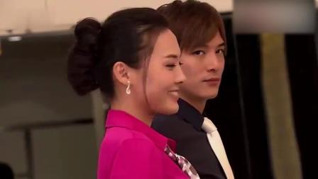 夏家三千金-晓菁严格排练婚礼,放出照片,竟是她与别人的婚纱照