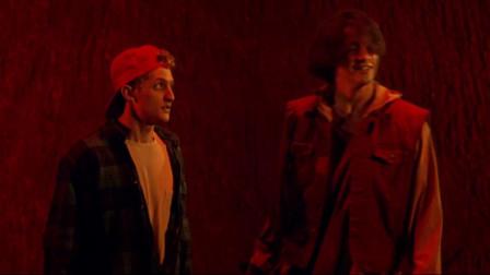 兄弟俩身处地狱却毫不自知,玩心太重