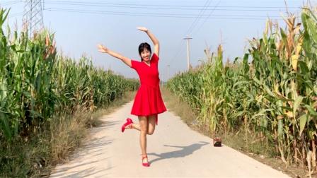 64步健身舞《任丘我的家乡》跳出好心情,跳出好身材