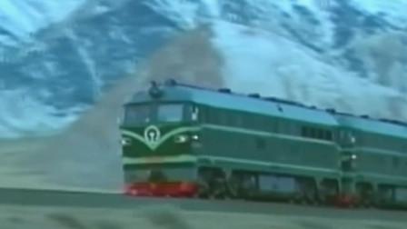 青藏铁路的修建,将藏族和各族人民连接在一起,实现真正的大团结