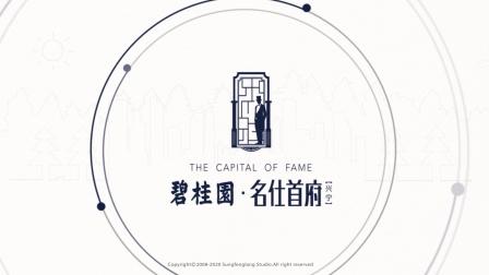 企业文化系列之碧桂园名仕首府户型发布会动画