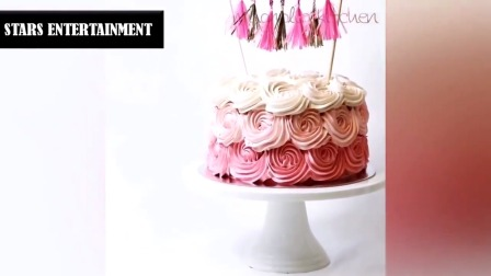 令人满意的蛋糕装饰视频精选,边看边学起来吧