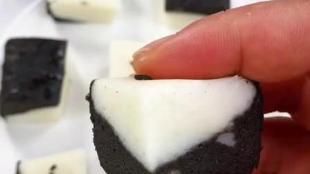 不加水不和面,简单2步做出松软好吃的小蛋糕