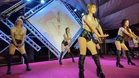 饭拍美女舞蹈 广场舞
