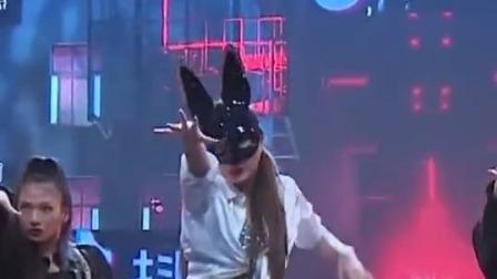 小兔子不乖独舞,力量感爆棚酷帅燃炸 蒙面舞王 第一季 20201011