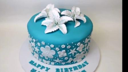惊人的母亲节饼干 蛋糕装饰,满满的爱必须看到